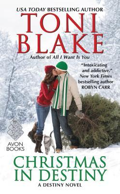 Review: Christmas in Destiny by Toni Blake