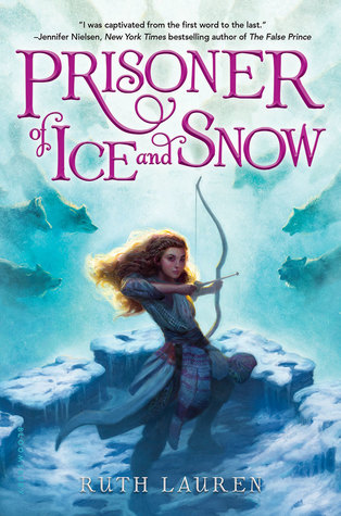 Blog Tour and Review:  Prisoner of Ice and Snow by Ruth Lauren