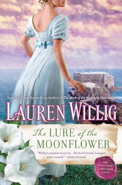 Guest Review: The Lure of the Moonflower by Lauren Willig