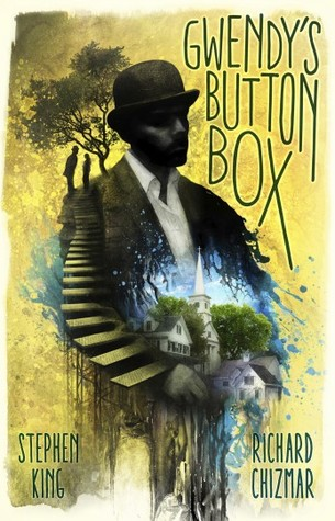 Gwendy's Button Box by Stephen King, Richard T. Chizmar, Maggie Siff