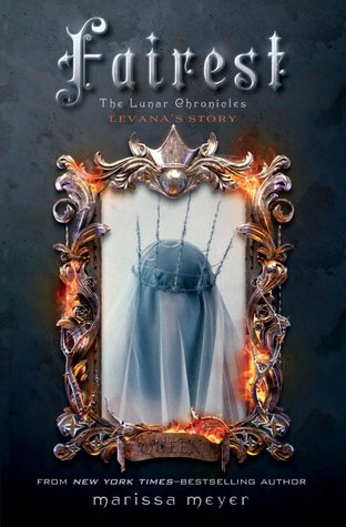 Review:  Fairest (The Lunar Chronicles #3.5) by Marissa Meyer