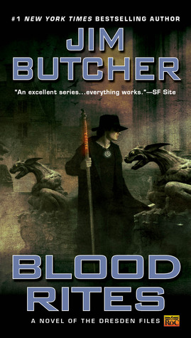 Short and Sweet Review: Blood Rites by Jim Butcher