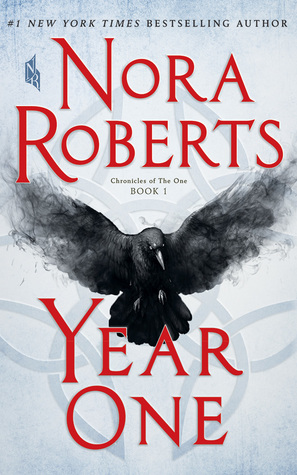 Guest AudioBook Review: Year One by Nora Roberts, Narrated by Julia Whelan