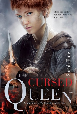 Review: The Cursed Queen by Sarah Fine
