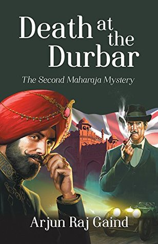 Guest Review: Death at the Durbar by Anjun Raj Gaind