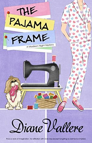 Review: The Pajama Frame by Diane Vallere
