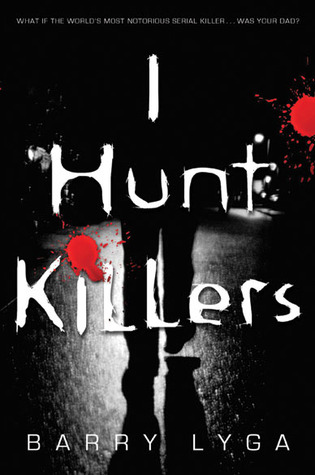 I Hunt Killers by Barry Lyga, Charlie Thruston (Narrator)