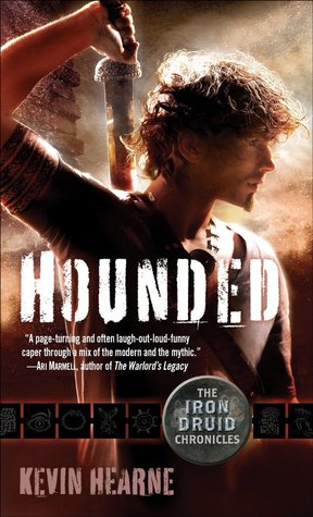 Review: Hounded by Kevin Hearne, Luke Daniels