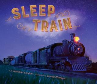 Review: Sleep Train by Jonathan London