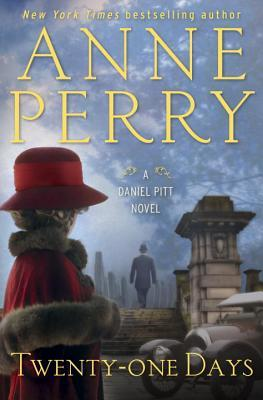 Guest Review: Twenty-One Days by Anne Perry